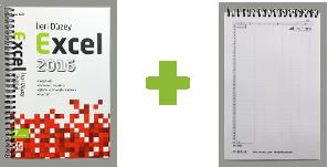 Excel defteri ve Excel bloknot