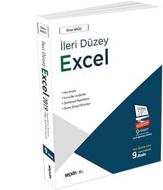 İleri Düzey Excel 2019 9. Baskı