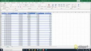 Parameters Kullanmak (Excelde Hücreye Yazdığınız Kritere Göre Rapor Oluşturmak)