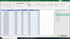 Parameters Kriter Listesini Veri Tablosundan Oluşturmak