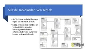 Birden Fazla SQL Tablosundan Veri Almak