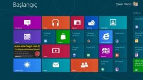 Windows 8'de Bilgisayarınızı Kapatmak
