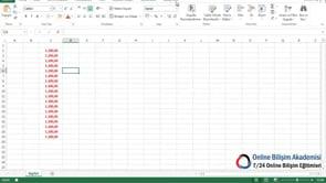 Makro oluşturmak ve tüm excel sayfalarında kullanmak