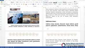 Word 2013'de pdf dosyalarını açmak
