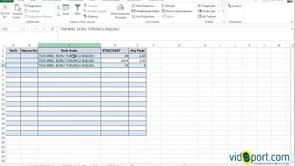 Excel'de stok takip uygulaması-v2