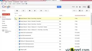 Google Drive Dosyalarını E-Posta Eki Olarak Göndermek