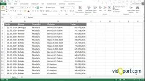 Excel Dosyalarının Kayıt Klasörünü Değiştirmek