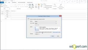 Outlook takvim kayıtlarınızı mail yolu ile göndermek