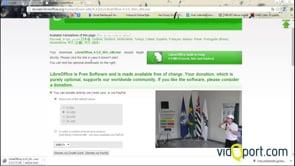 LibreOffice Programını Güncellemek