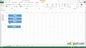 Excel'de sayfalar arasında bağlantı kurmak
