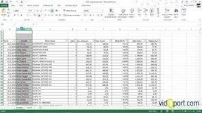 Excel'de çift değerleri grafikler yaratmak
