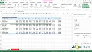 Excel'de Hücre içine mini grafikler oluşturmak