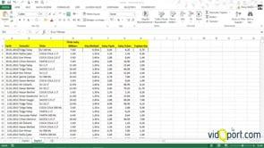 Excel'de Yazdırma Alanları İle Çalışmak, Yazdırma Alanları Belirlemek