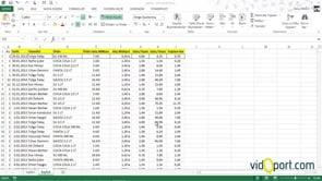Excel'de Grafikleri Denetim Seçenekleri