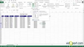 Excel'de filtreleme oklarını getirmenin en hızlı yolu nedir?