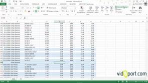 Excel'de Gruplandırma Özelliğini kullanmak