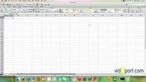 Excel:mac-2011- Bir Hücreye İki Satır Yazmak