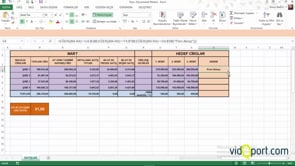 Satış değerlerine göre prim dağıtımı (iç içe eğer işlevi kullanımı)