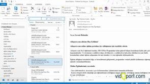 Outlook e-postalarınızda gelişmiş arama seçenekleri ile çalışmak