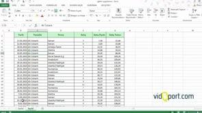 Özet tablolardaki verileri Yenileme / Güncelleme