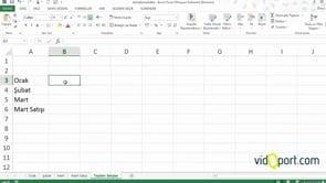 Dolaylı ile farklı sayfalardaki değerleri getirtme