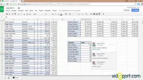 E-Tablolar'da Notlar ve Yorumlar Eklemek, Notları ve Yorumları Yönetmek