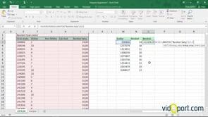 Excel'de Vlookup işlevinde MATCH işlevinin Kullanımı