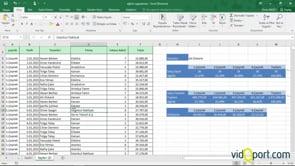 Excel'de Bul özelliği ile, aradığınız ifadeleri bulup, renklendirmek