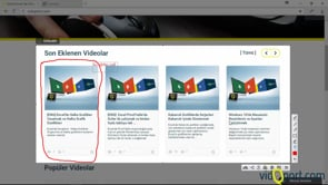 Yandex browser'da ekranda istediğiniz alanı resim olarak kaydetmek