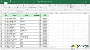 Excel'de tablo başlıklarının her sayfada çıkmasını sağlamak