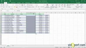 Excel'de biçimlendirmeleri doldurmada acemi-usta-uzman yöntemleri