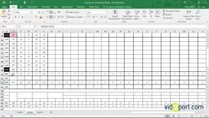 Excel'de En yüksek ve en düşük değerler ait saat değerlerini bulma