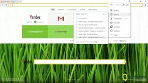 Yandex browser'da gizli mod özelliğini kullanmak