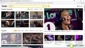Yandex browser'da video arama özelliğini kullanmak