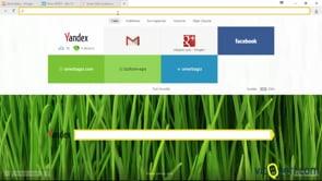Yandex browser'da hızlı kopyalama ve çeviri özelliğini kullanmak