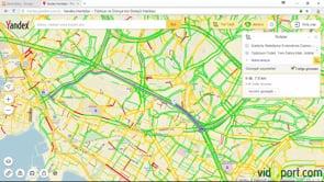 Haritaların navigasyon özelliğini kullanmak ve a'dan b'ye gitmek