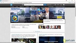 Linkedin'de şirketleri takip etmek