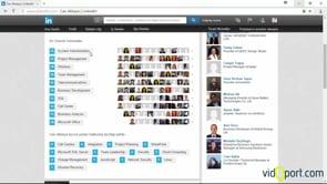 Linkedin'de kişileri bulmak ve ağınıza eklemek