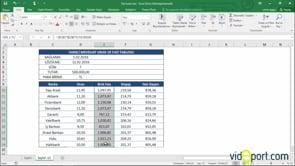 Günlük olarak bağlanan para'nın değerini hesaplamak