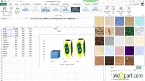 Excel'de 2 ve 3 boyutlu grafikler nasıl oluşturulur?