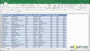 Excel dosyalarınızda yukarı ve aşağı ok simgelerini kullanma