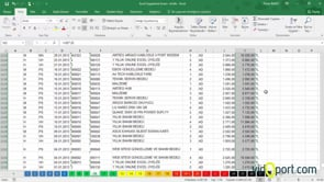 Excel Uygulama Soruları-10. soru ve çözümü