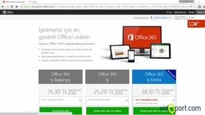 Office 365 programlarını bilgisayarınıza kurmak