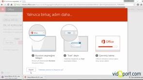 Office 365 programlarında farklı dil paketlerini yüklemek