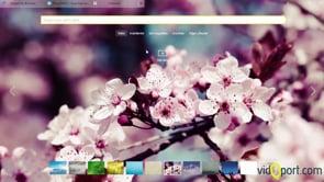 Yandex browser'da arka plan resimlerini değiştirmek