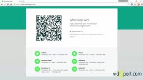 WhatsApp Web'i Kullanmak