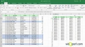 Listelerdeki en yüksek 5-10-15 satışı ayrı bir alana listelemek