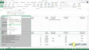 Bankalardan alınan txt dosyalarını makrolar ile düzenlemek