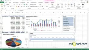 Satış-karlılık Dashboard raporu oluşturmak