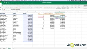Excel'de Büyük ve Küçük İşlevlerin Kullanımları